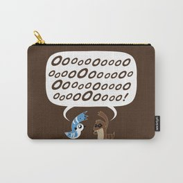 Regular Show - Mordecai and Rigby Carry-All Pouch