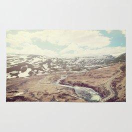 Norwegian Landscape Rug