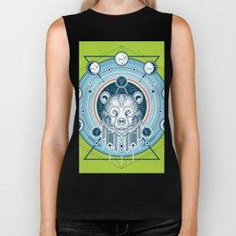 Cosmic Bear Biker Tank