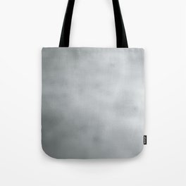 Elegant modern abstract faux silver gradient Tote Bag