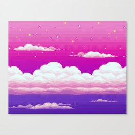 SENPAI [no text] Canvas Print