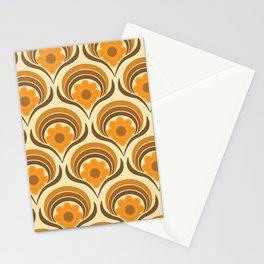 Orange  Daisy Dream Stationery Cards