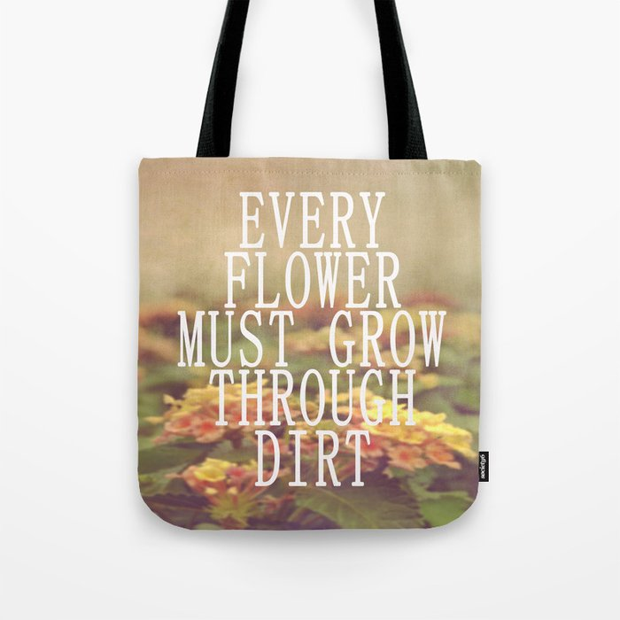Every Flower Tote Bag
