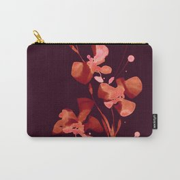 Organic Impressions 334zm by Kathy Morton Stanion Carry-All Pouch