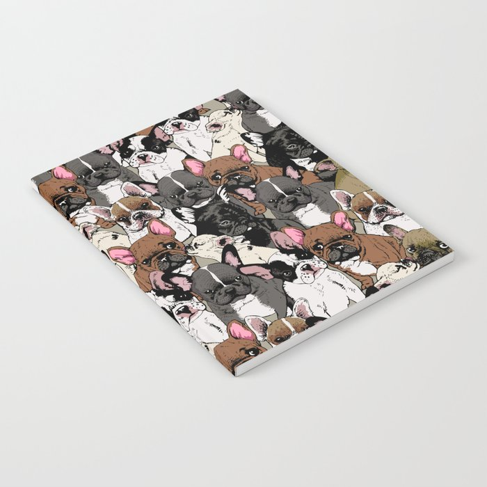 Social Frenchies Notebook