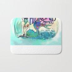 Mermaid Motel Bath Mat