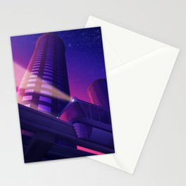 Seattle Monorail Stationery Cards