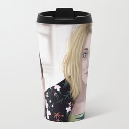 Tyler and Jenna Travel Mug
