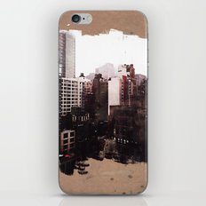 Vanished iPhone & iPod Skin