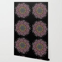 Moon Mandala Wallpaper