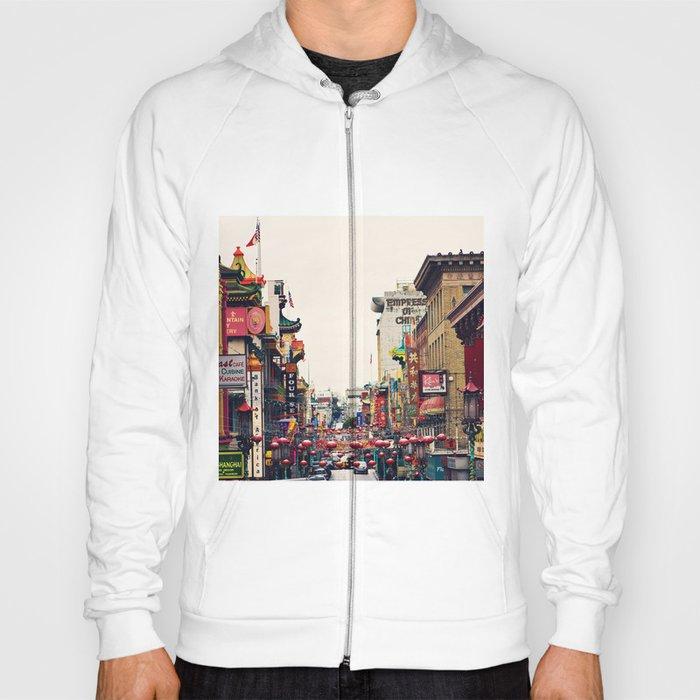 San Francisco China Town Hoody