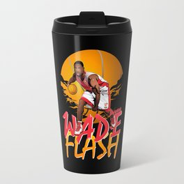 NBA Legends: Dwyane Wade Travel Mug