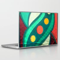 planets Laptop & iPad Skins featuring Planets by VessDSign