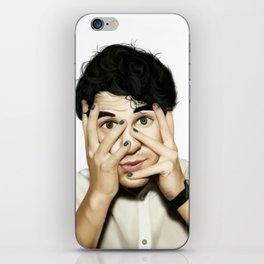 Darren Criss iPhone Skin