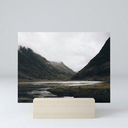 Glen Coe / Scotland Mini Art Print