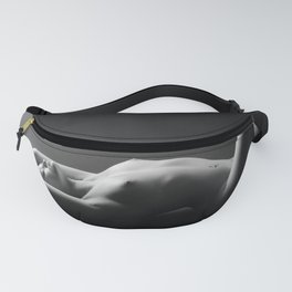 Nude Woman Fanny Pack