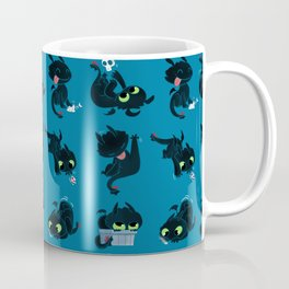 I'm a dragon person Coffee Mug