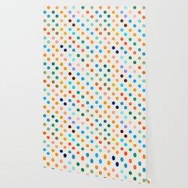 Polka Proton Wallpaper