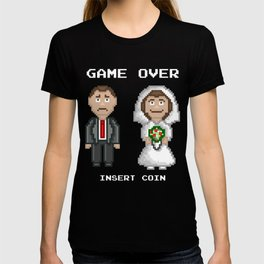 Marriage - Game Over T-shirt