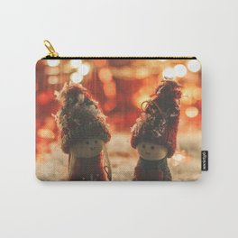 156 - Christmas memories Carry-All Pouch