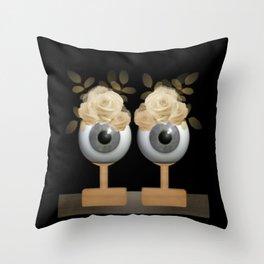Flower vase design # 9 Throw Pillow