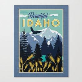 Beautiful Idaho Canvas Print