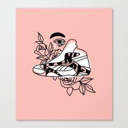 Fakes Canvas Print