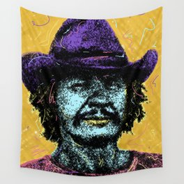Charles Portrait Wall Tapestry