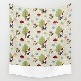 Woodland Forest Wall Tapestry