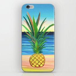 Abacaxi II iPhone Skin