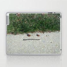 Mother Nature Smirk Laptop & iPad Skin