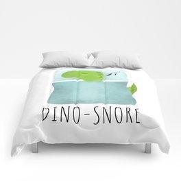 Dino-Snore Comforters