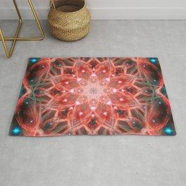 Ascension Mandala Rug