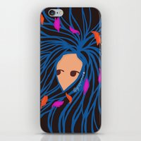 pocahontas iPhone & iPod Skins featuring Pocahontas by Glopesfirestar
