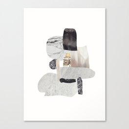 Pile Canvas Print
