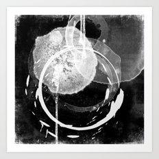 In Circles 6 Art Print