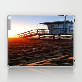 "Redondo Beach ""Life Guard Tower 3"" Laptop & iPad Skin"