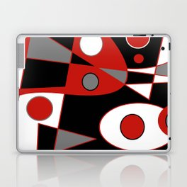 Abstract #915 Laptop & iPad Skin