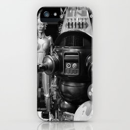 The Robots iPhone Case