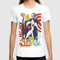 matisse T-shirts featuring Inspired to Matisse by Chicca Besso