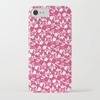 lace iPhone & iPod Cases featuring Lace by Mr and Mrs Quirynen