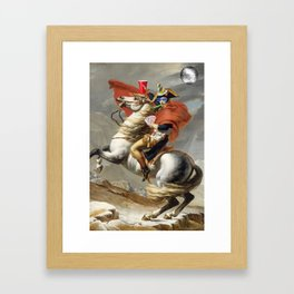 Napoleon Born2party Framed Art Print
