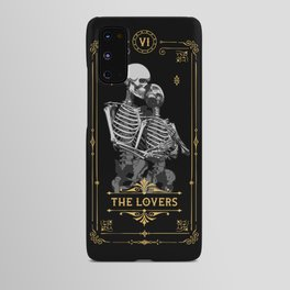 The Lovers VI Tarot Card Android Case