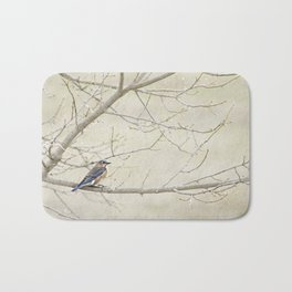 Eastern Bluebird Bath Mat