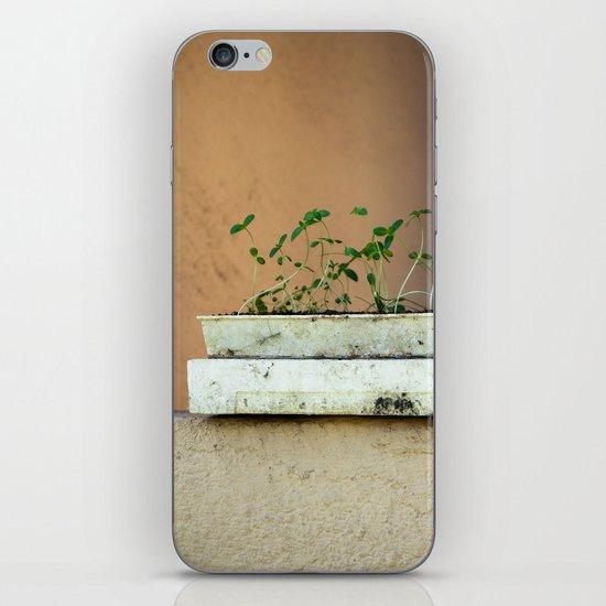 Seedlings iPhone & iPod Skin
