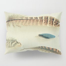The Feather Collection Pillow Sham