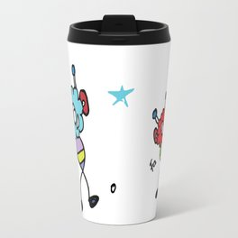 Happy Fluffs Travel Mug