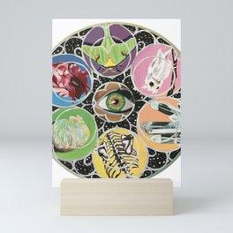 Window To A Soul Mini Art Print