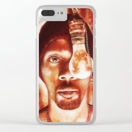 The RZA Clear iPhone Case