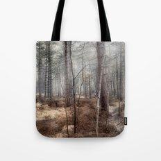 Pale Woods Tote Bag